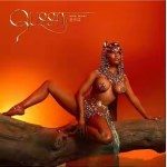 Check Out Nicki Minaj's Almost Naked Album Cover Everyone Is Talking About Online