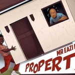 MUSIC+VIDEO: Mr. Eazi – Property Ft. Mo-T