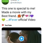 See Hilarious Reaction As Wizkid Calls Tiwa His Best Friend After Fever Romance