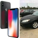 Court Orders Yahoo Boy To Forfeit Iphone X And Car To FG