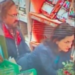 Couple Caught On CCTV While Having $ex In A Supermarket (Photos+Video)