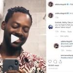 Adekunle Gold Accused Of Helping Yahoo Boys Edit Their Document