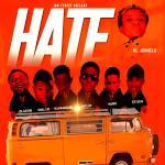 MUSIC: El Jonello Ft Jolaosho X Oluwasound X Smallid X Okoilu Maido X Esteem X Wizluv – Hate
