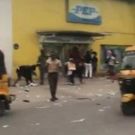 Xenophobia: South African clothing store looted in Lagos