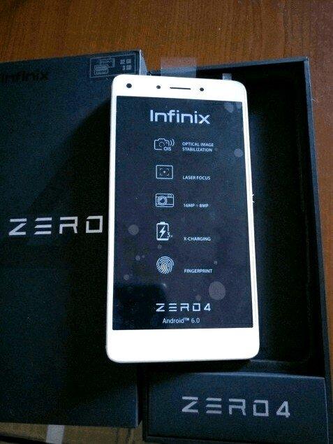 infinix zero 4 price in nigeria
