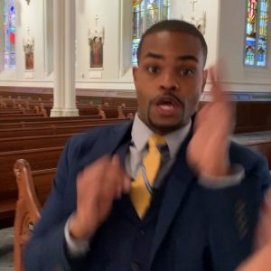 Download Comedy Video:- Kingbach – Midweek Service
