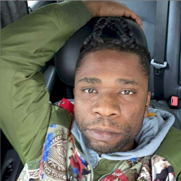 Rapper, Speed Darlington arrested for allegedly possessing 'crusher' in his car (Video)