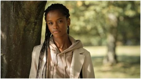 Black Panther star, Letitia Wright, in hospital after stunt accident