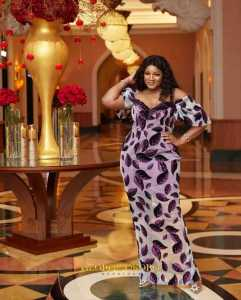 Omotola jolade Net worth