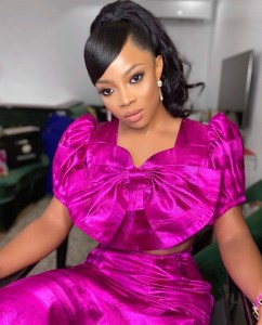Toke Makinwa Biography