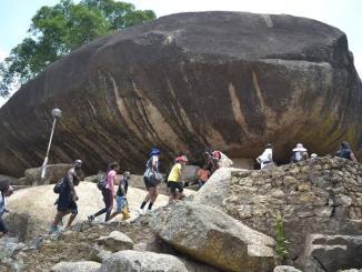 History Of Olumo Rock
