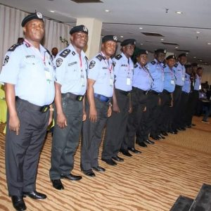 Nigeria Police was established in 1820
