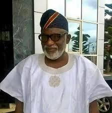 Oluwarotimi Akeredolu Biography
