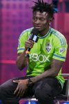 Obafemi Martins Biography; Early Life, Career, Is He Married?