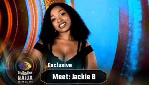 Who is Jackie B?