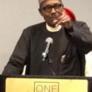I'm The Only One Contesting For Presidency- Buhari