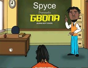 Photo of Spyce – Gbona cover