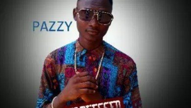 Photo of MP3: PAZZY JO – I'M BLESSED