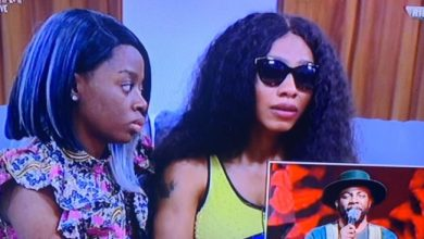 Photo of Mercy Broke Down In Tears After Ike's Eviction