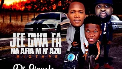 Photo of Dj Simple – Jee Gwa Fa Na Afiam N' Azu