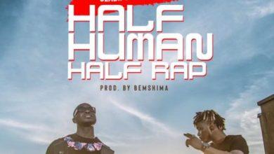 Photo of [Audio+Video]: Oladips Ft. Akeem Adisa – Half Human, Half Rap