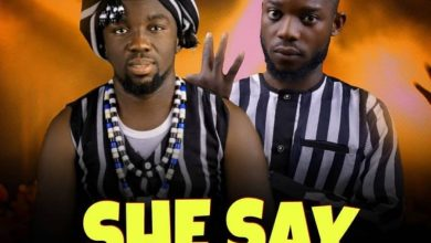 Photo of Donbouns – She say Ft. Slowingz