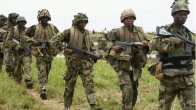 Photo of Two Nigerian Soldiers Test Positive To Corona Virus In Borno