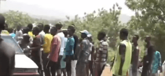 Photo of Video Of COVID19 Patients In Gombe Protesting At Their Isolation Center