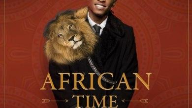 Photo of Album: Krizbeatz – African Time