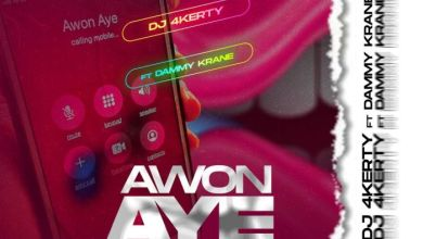 Photo of DJ 4kerty Ft Dammykrane – Awon Aye