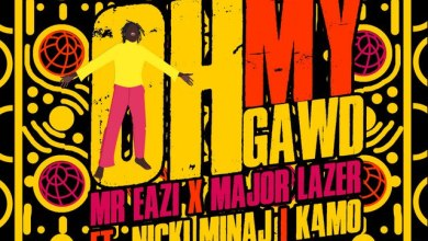 Photo of Mr Eazi & Major Lazer ft. Nicki Minaj & K4mo – Oh My Gawd