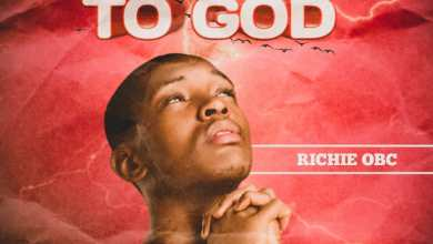 Photo of Richie OBC – Talking To God