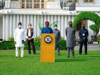 Lagos State government gives new guidelines for some businesses