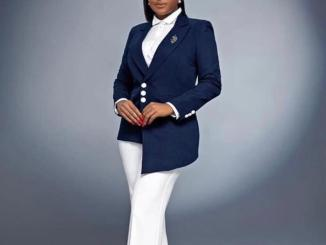 Nollywood actress, Ini Edo announces her reappointment