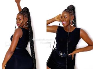 Check out the new look of BBNaija's Khloe