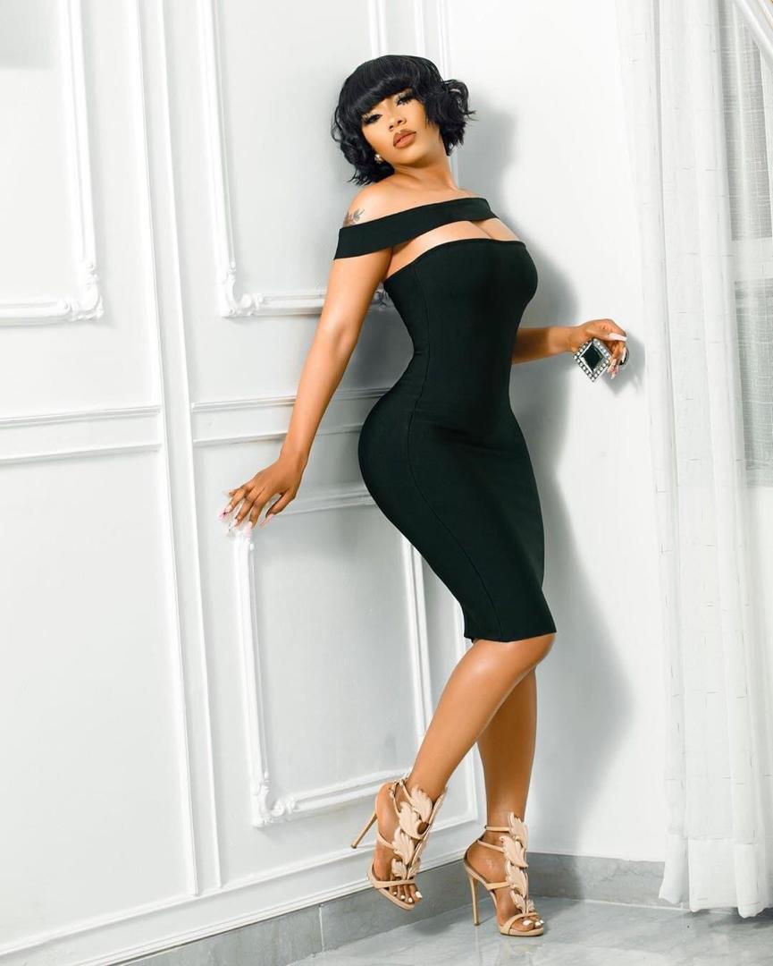 Mercy Eke shares beautiful new photos of herself