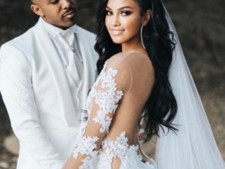 R&B singer, Marques Houston weds his 19 year old girlfriend
