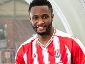 John Mikel Obi signs one year deal with Stoke City