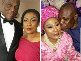 Parents of Burna Boy celebrate 30th marriage anniversary