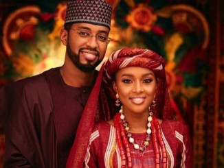 Hanan Buhari, the last daughter of President Muhammadu Buhari has gotten married to Turad Sha'aban. The wedding took place in the Presidential Villa on Friday September 4.