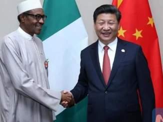 Buhari and China
