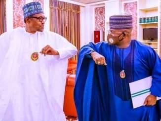Buhari and Bello