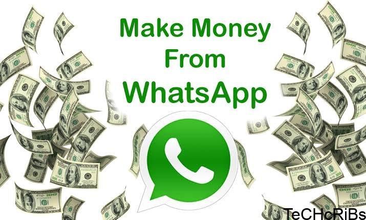 How to make money on WhatsApp » NaijaCloud