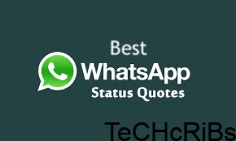 best whatsapp quotes