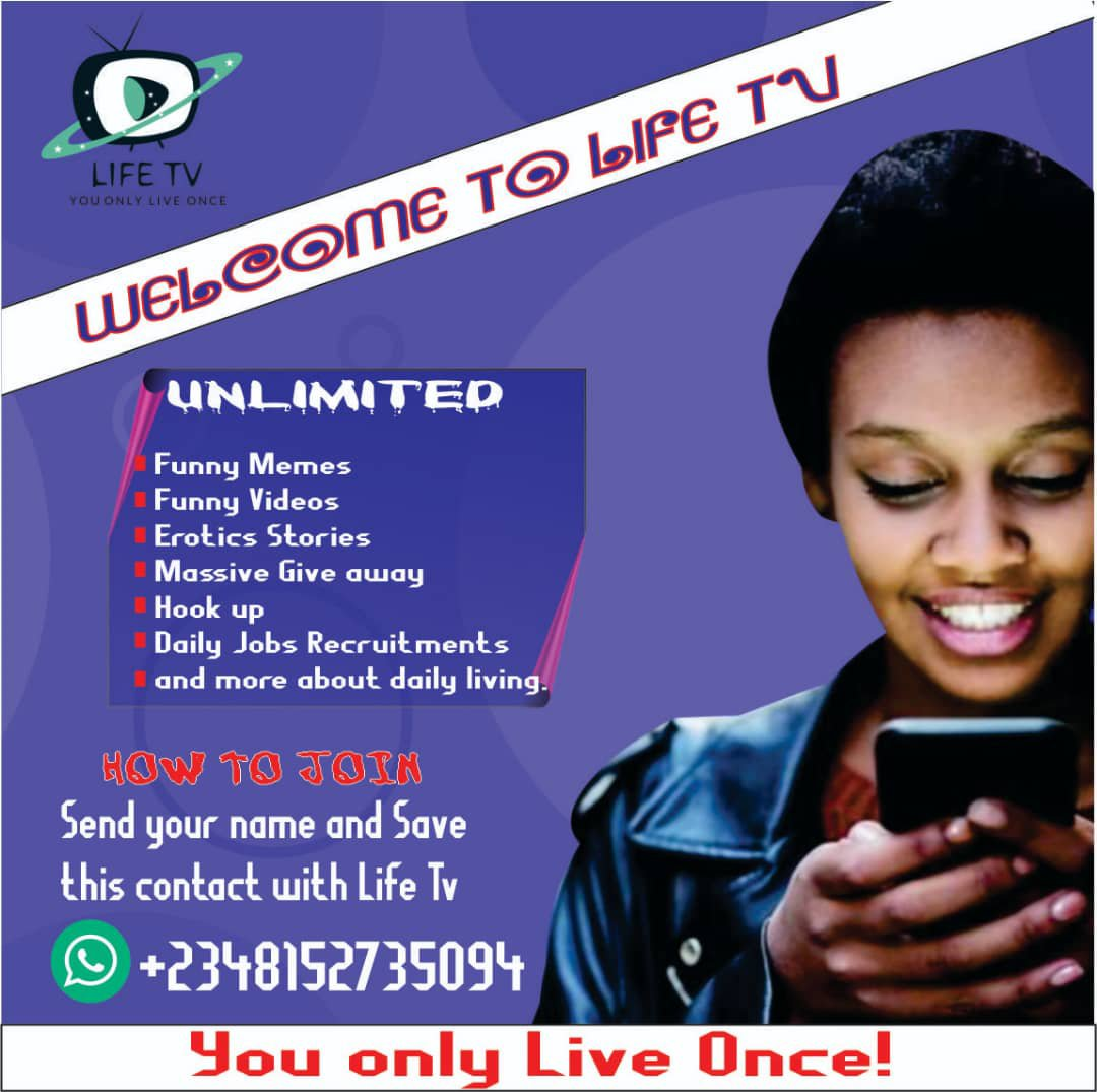 Life tv advert