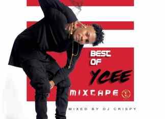 Dj Crispy - Best Of Ycee Jagaban Mixtape