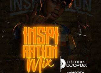 DJ OP Dot - Naija Aerobics & WorkOut Dj Mixtape