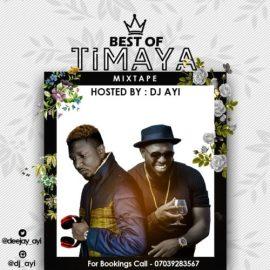 [Mixtape] Best of Timaya 2005-2018