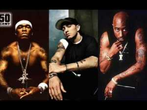 Eminem vs Snoop Dogg vs Tupac Dj Mixtape (Hip Hop Gangster Rap)