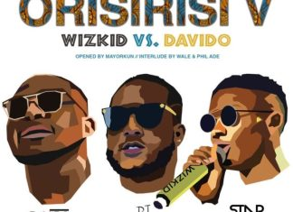 DJ Blast – Davido VS Wizkid 2019 Mix
